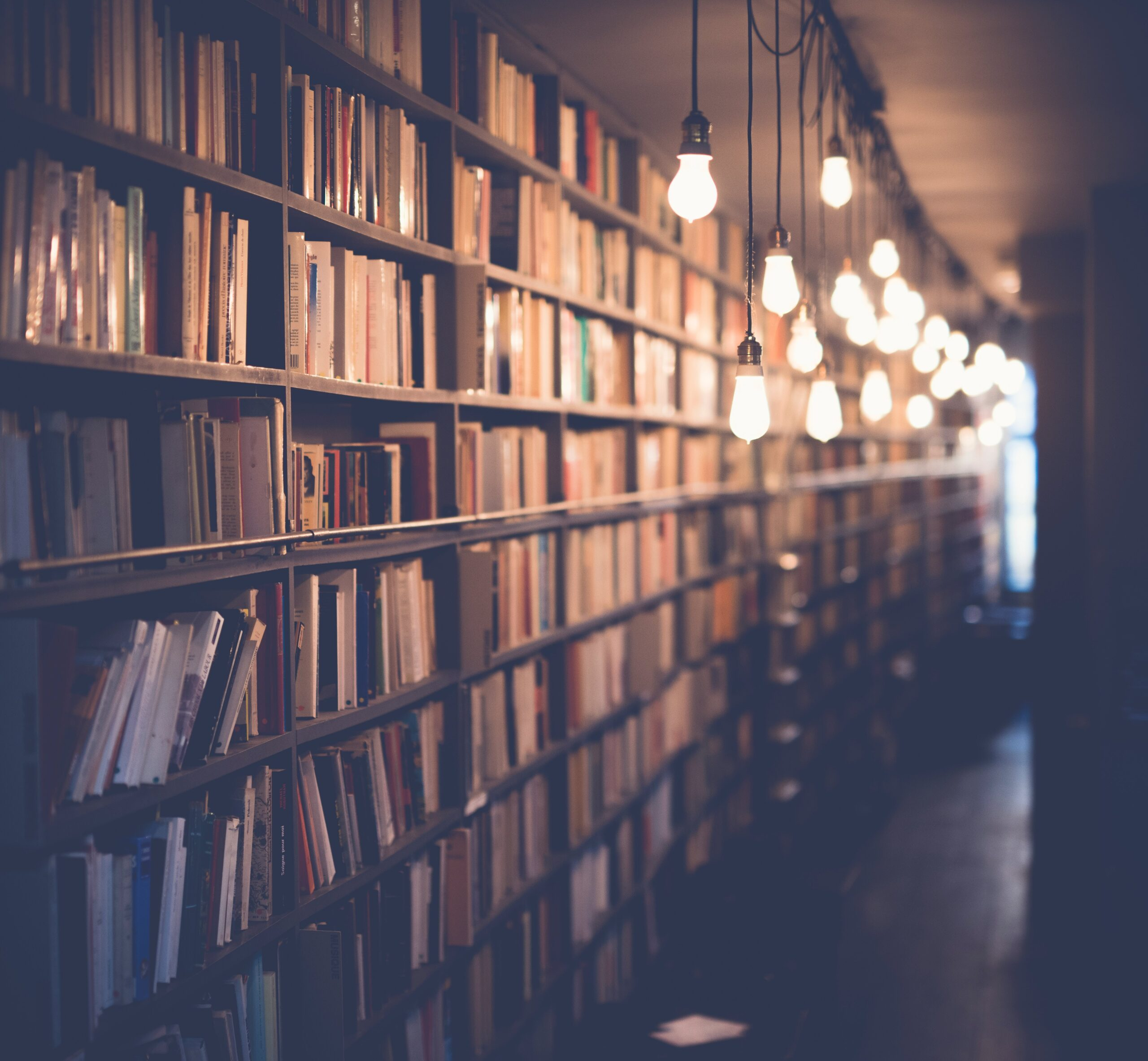 Library, projects, research