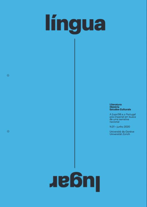 Língua-lugar, academic journal, University of Geneva, University of Zurich